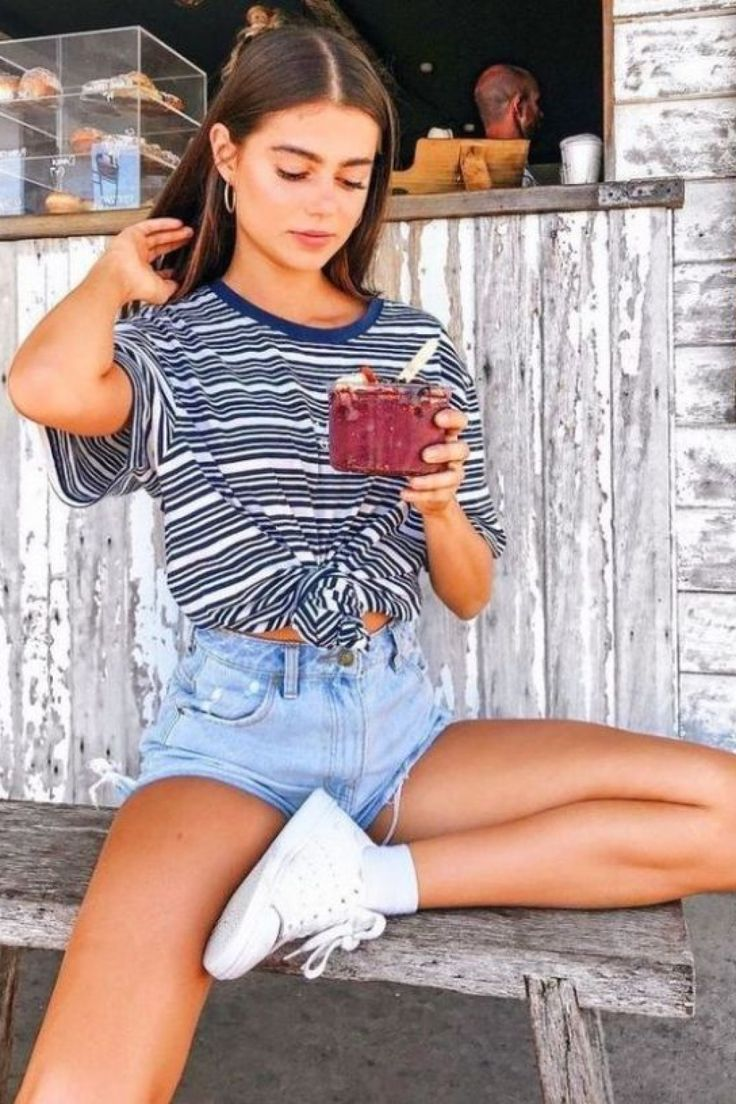 20 Easy Summer Outfit Collection