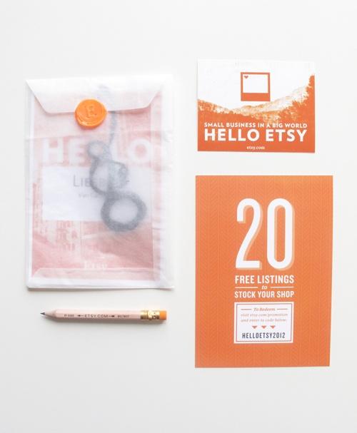 Hello Etsy 2012