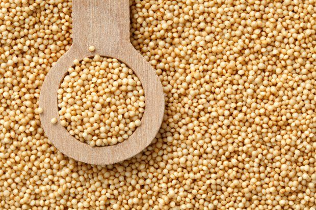 Amaranth Grains Health Food