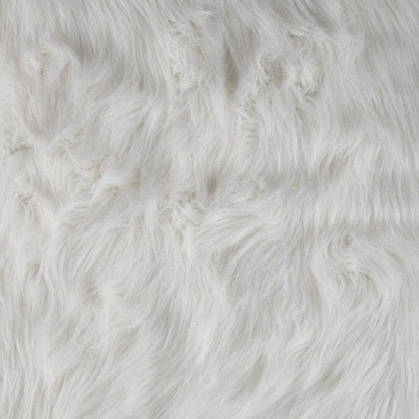 white fur ❤ liked on Polyvore featuring accessories