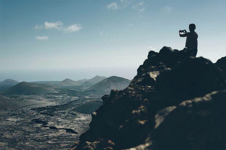 Buenos días, descubre una isla volcánica rodeada de un mar azul, thesuites LANZAROTE Buenavista #canarias #lanzarote #volcanic #buenavista #thesuites #nohotels