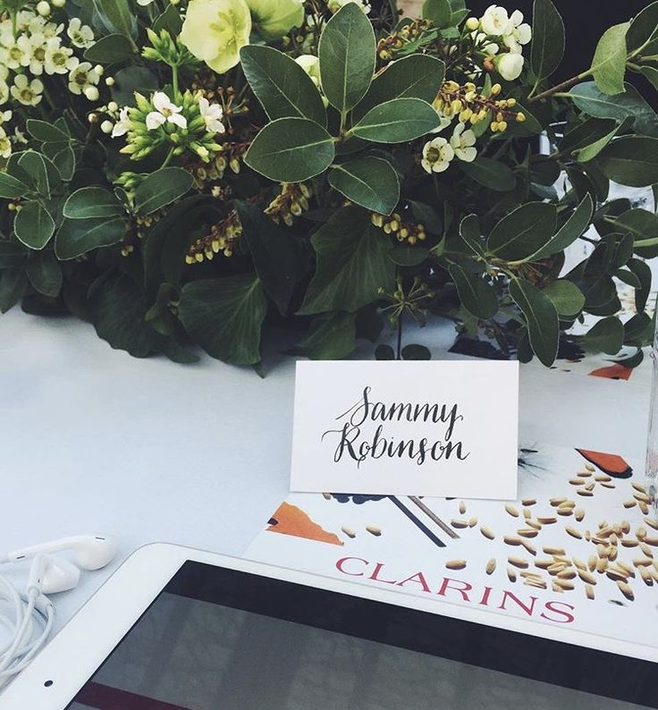 Clarins Double Serum launch at Parterre, Woollhara - Event by MAXMEDIALAB with stationery by the blackline by lauren   Image from Sammy Robinson