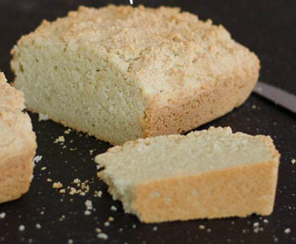 Paleo ψωμί αμυγδάλου - Xωρίς γαλακτοκομικά!