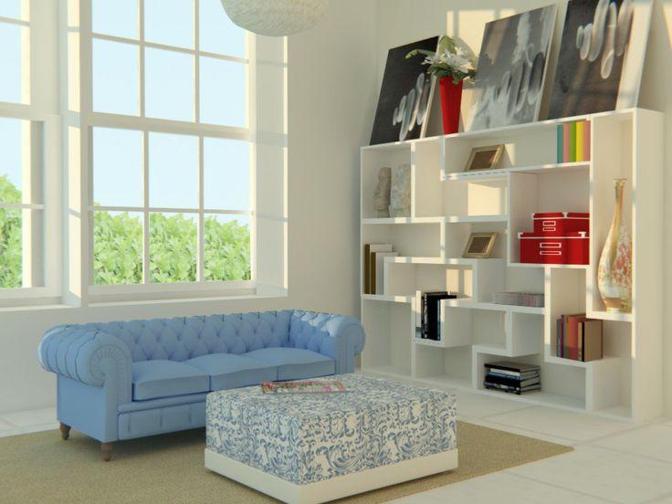 Personaliza tu living con estos muebles unicos en el mercado. Practicos y versatiles!