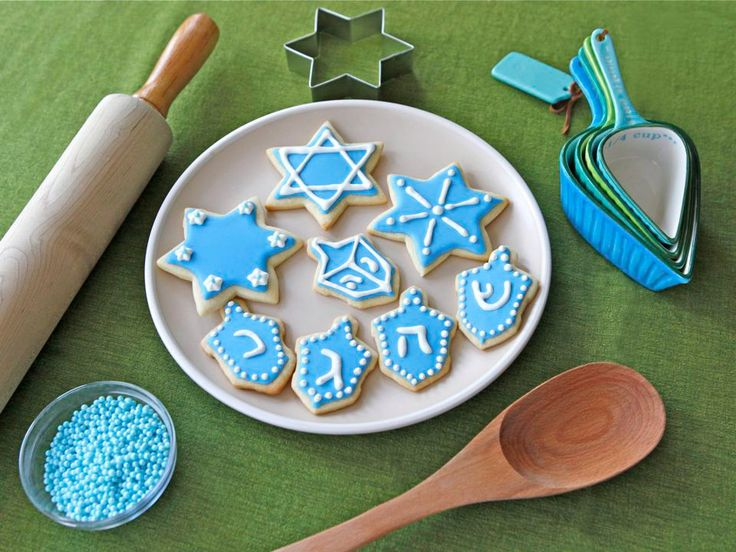 ... Food on Pinterest | Hanukkah recipes, Star of david and Sweet pie