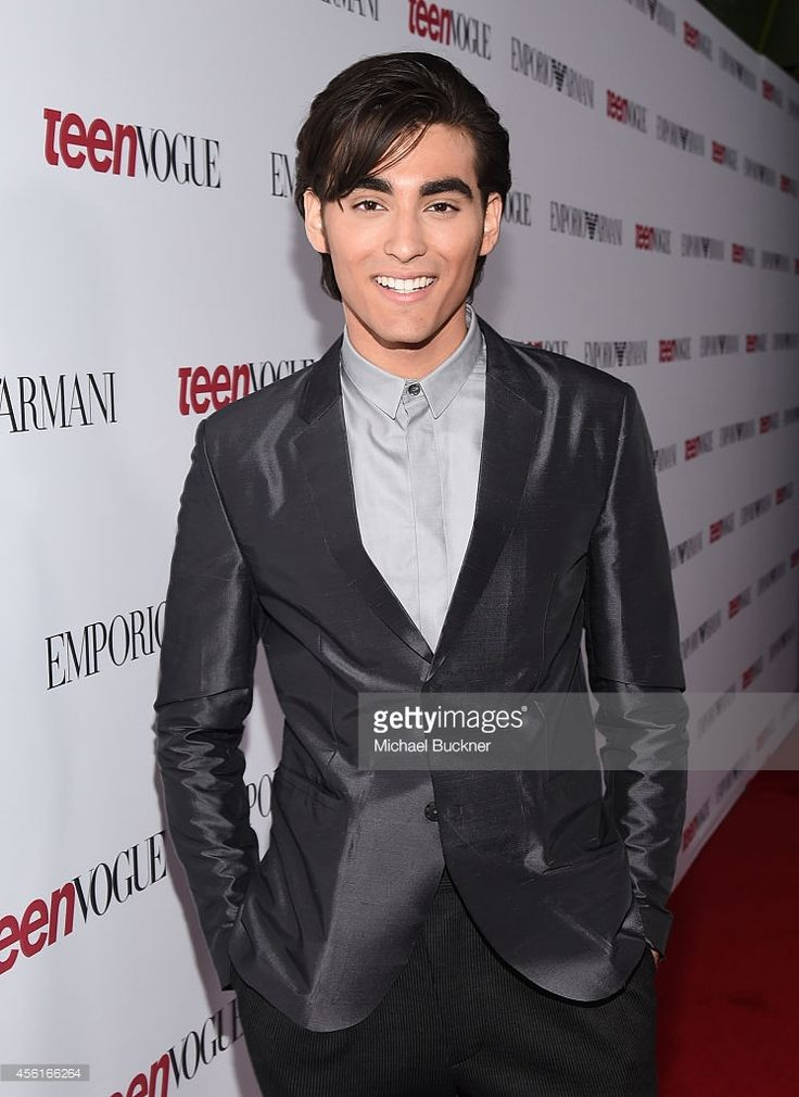 Actor Blake Michael attends the 12th Annual Teen Vogue Young Hollywood Party with Emporio Armani on September 26, 2014 in Beverly Hills, California.