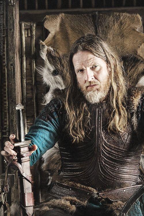Vikings Season 2 | King Horik je te déteste JE TE HAIS TU N'ES QU'UN ******JE TE HAIIIIIIS TU ES NUL BIEN FAIT POUR TOI TU ES NUL ET MOCHE
