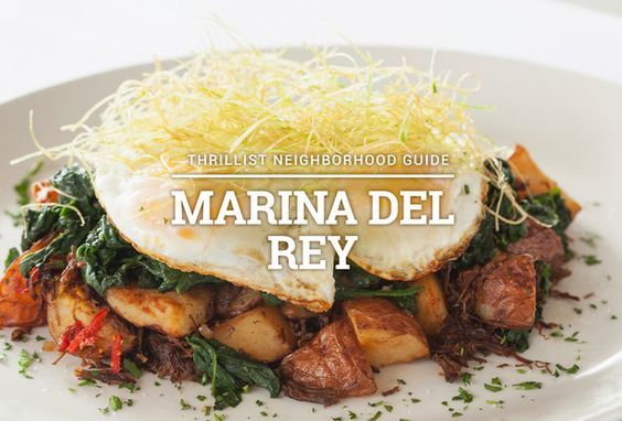 Best Restaurants in Marina del Rey: The Coolest Places to Eat