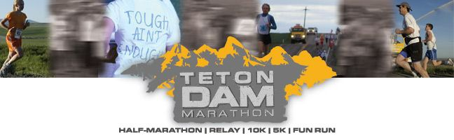 Check out our course description and video of the FULL Teton Dam Marathon course!