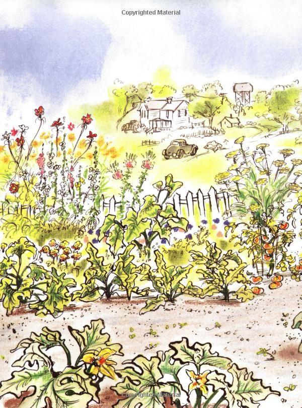 The Gardener Sarah Stewart David Small 9780312367497 Books Favorite