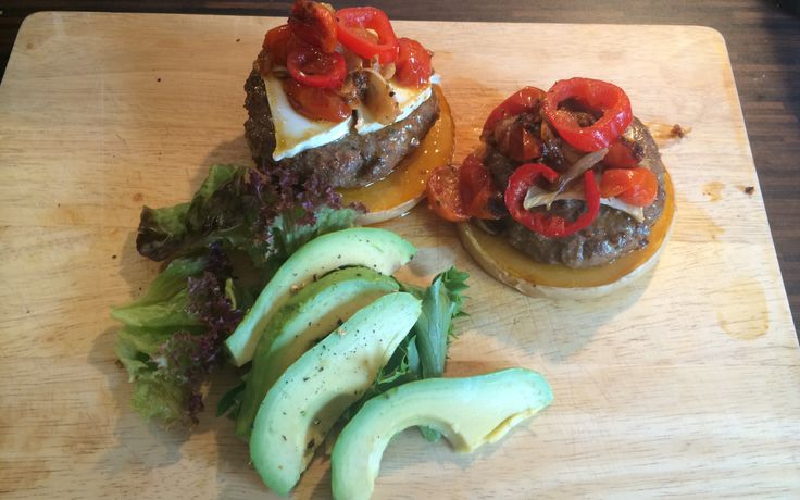 Naked Burgers, but keeping them healthy and gluten-free