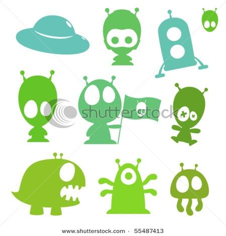 alien templates