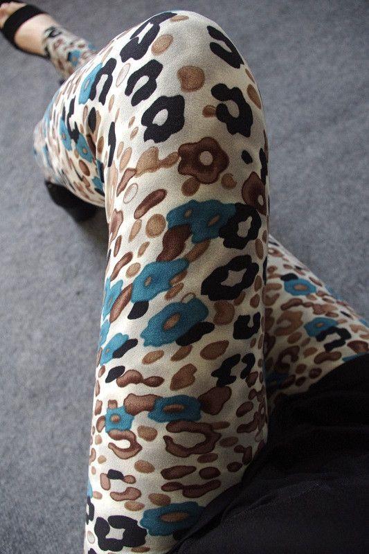 Women Leggings Sexy 8 Styles Women Leggings Fashion Leopard Skin Print Legging 2015 Spring Women Leggings Leopard Print Pattern