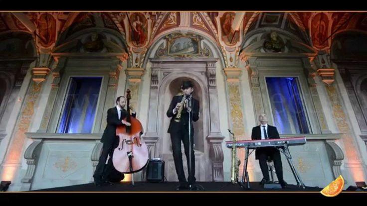 """ALMA PROJECT - GB Live Jazz TRIO - """"All Of Me"""" (G.Marks & S. Simons) - Villa Corsini di Mezzomonte"""
