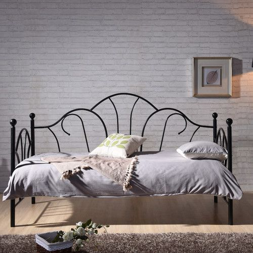 Found it at Wayfair - Crenshaw Metal Daybed