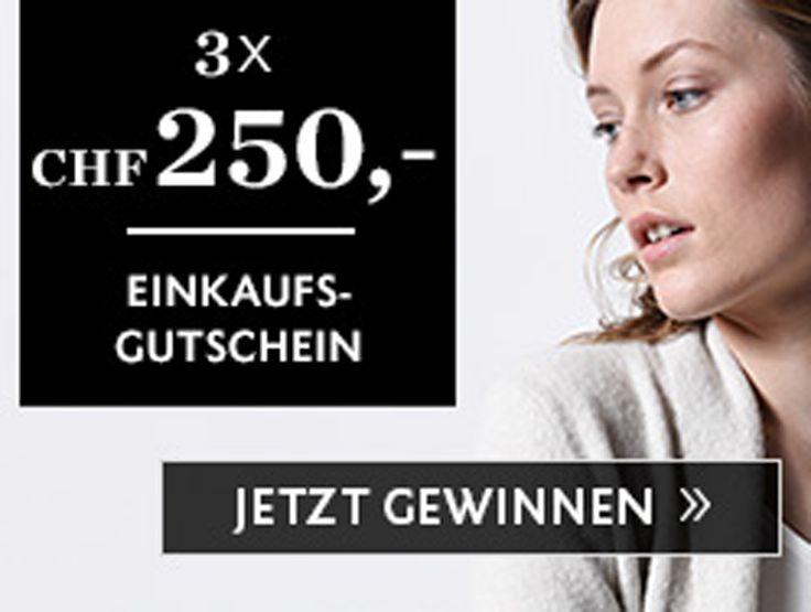 Gewinne mit Street One 3 x einen Einkaufsgutschein im Wert von je 250.- für den Street One Online-Shop!  Nehme hier am gratis Wettbewerb teil und gewinne: http://www.onlinemode.ch/gewinne-street-one-gutscheine-im-gesamtwert-von-750/