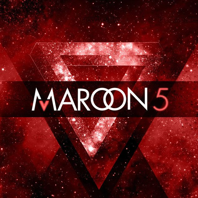 V Maroon 5 Album Cover Maroon 5, Album covers...