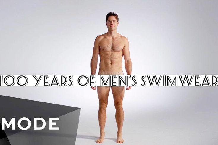 100-лет мужских плавок https://mensby.com/style/stylist/6183-100-years-mens-swimwear  Мужчины выглядят сейчас иначе на пляже, чем в прошлом веке. Как менялись мужские купальные костюмы у мужчин за последние 100 лет? Лучшие мужские купальные костюмы или плавки.