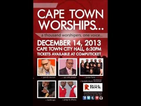 Cape Town Worships...A Thousand Worshipers, One Voice!