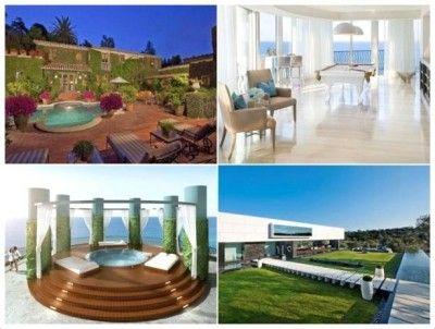 Mansiones de lujo por dentro y por fuera dream house - Ver casas de lujo por dentro ...