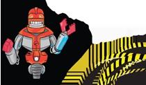 Robot Building Birthday Parties, Robot Battle Games, Robotics Summer Day Camps, Classes