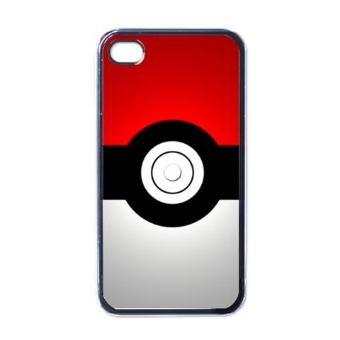 Apple iPhone Case - Pokeball: Iphone Cases, Iphone 4S, Apples Iphone, Apple Iphone, Iphone 4 Cases, Pokeb Pokemon, Pokebal Pokemon, Cases Covers, Pokemon Tv