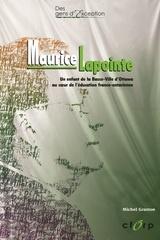 Pendant plus d'un demi-siècle, le frère Maurice Lapointe se met tout entier au service de l'éducation franco-ontarienne. De fil en aiguille, le jeune enseignant dans l'âme est amené à jouer un rôle clé dans la mise sur pied des premières écoles secondaires publiques de langue française en Ontario, du Conseil scolaire de langue française d'Ottawa-Carleton et de la Cité collégiale.