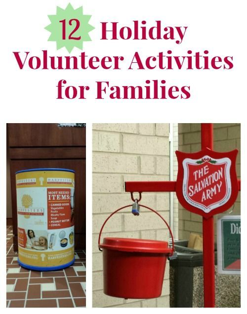 Volunteering as a Family During the Holidays: ways to get involved with volunteering and local charities will help kids to understand how they can make a difference in both their world and the lives of others.