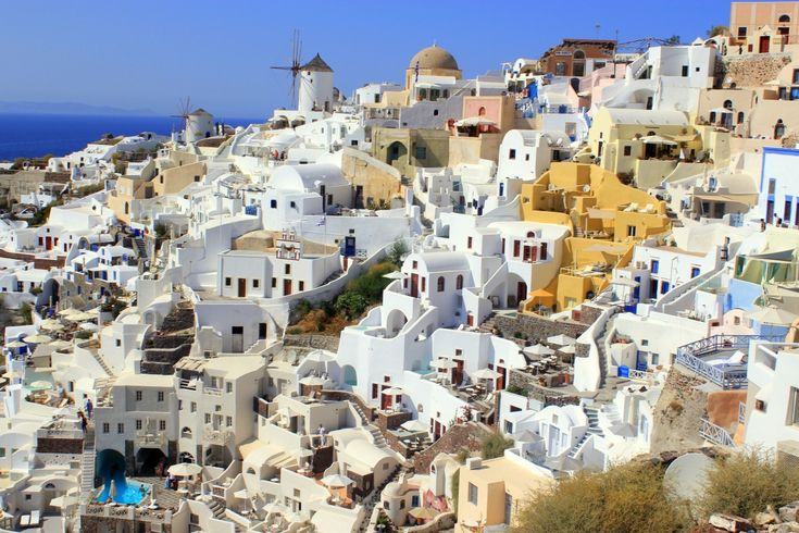 October is the perfect month to travel to the enchanting island of Santorini.The magic island has everything you need.