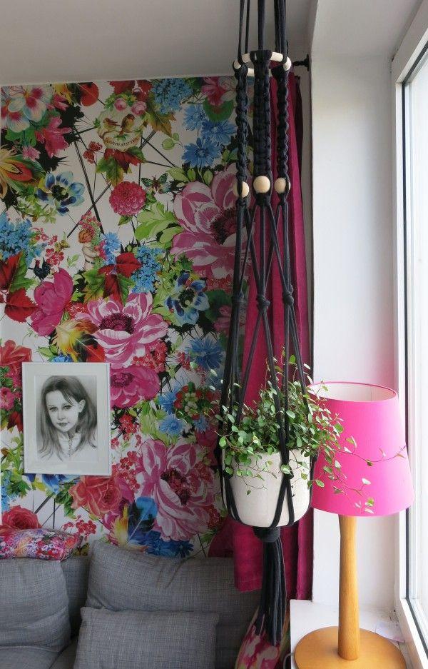 ber ideen zu makramee blumenampel auf pinterest makram blumenampel und blumenampeln. Black Bedroom Furniture Sets. Home Design Ideas