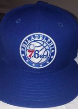 info for 2e888 a38e6 New Era Philadelphia 76ers Royal Official Team Color 59FIFTY Fitted Hat -  NBA