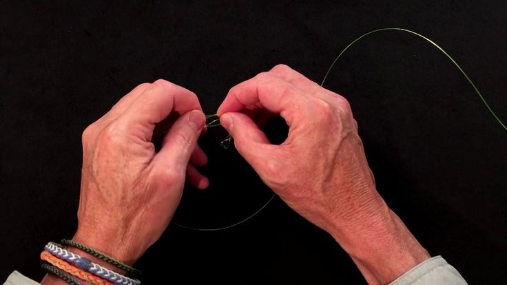 This film shows how to tie 7 of the most popular fly fishing knots for attaching a fly to tippet material. Easy to see, and with clear directions, this is one of…