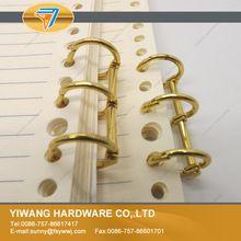 Výrobce přímý Držák kalendář s kovový kroužek vysoce kvalitní úvod Knižní vazba klip (Čína (pevninská část))