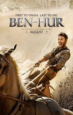 sandwichjohnfilms: #BENHUR Official Trailer