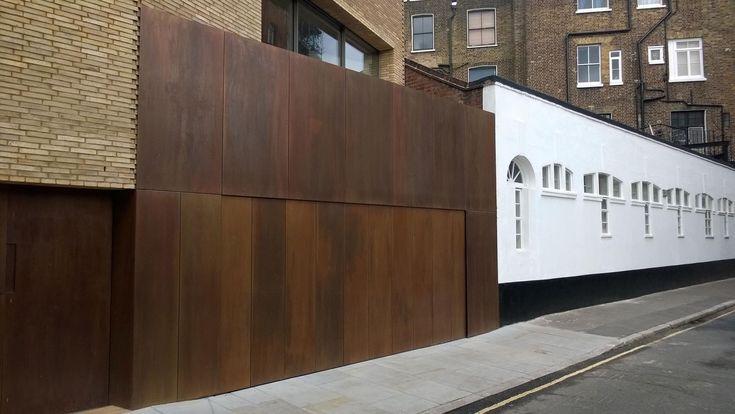 1000 ideas about sliding garage doors on pinterest automatic sliding gate garage doors and. Black Bedroom Furniture Sets. Home Design Ideas