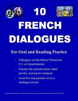 Help students rehearse conversations and review their reading and speaking skills.