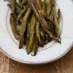 Caramelized Green Beans Recipe - Saveur.com