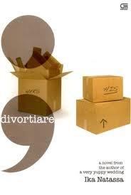 """Ika Natassa's Second Novel, """"Divortiare"""""""