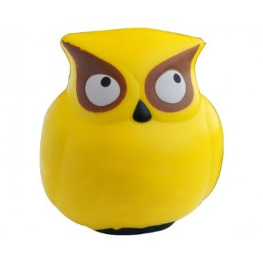 I love this cute little #owl stress toy. Squeeze it for instant tension relief!