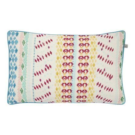 Saklan 30x50cm Cushion, Multi Coloured | achica