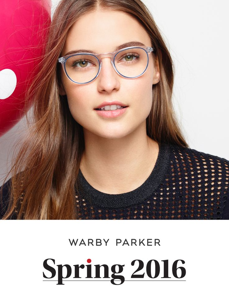 Get into gear for the new season with our latest crystal eyeglass frames. They are all available through our Home Try-On program so get started and find your perfect pair today!