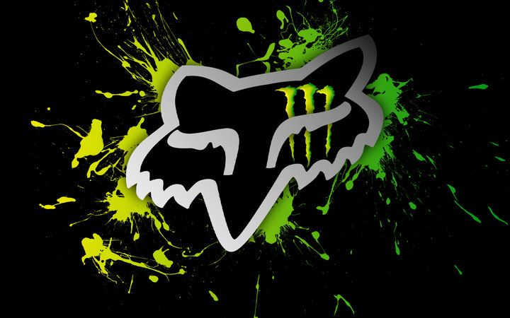 Fox Racing Logos  | ... fox image monster fox graphic code new monster energy fox logo sport