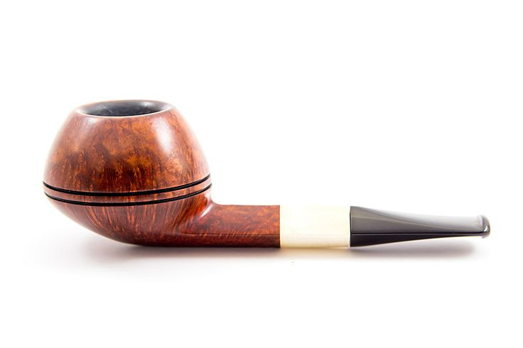 Курительная трубка эстейт ручной работы Ph. Vigen Smooth Rhodesian