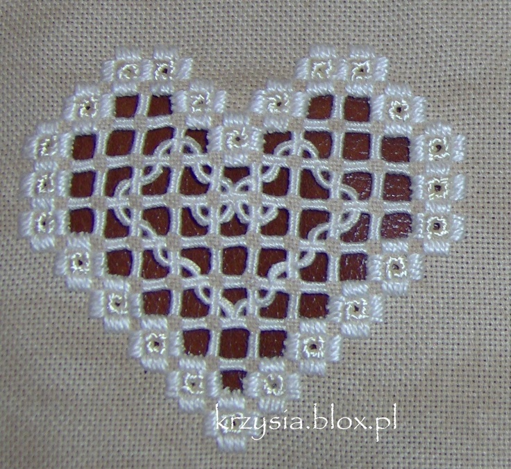 Blog with hardanger ideas - not in English