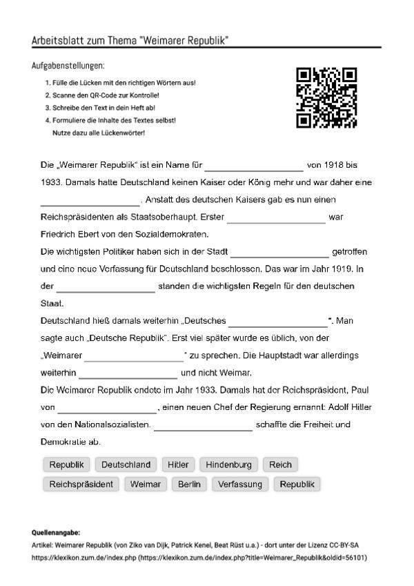 Tolle Was Arbeitsblatt Regierung Galerie - Super Lehrer ...