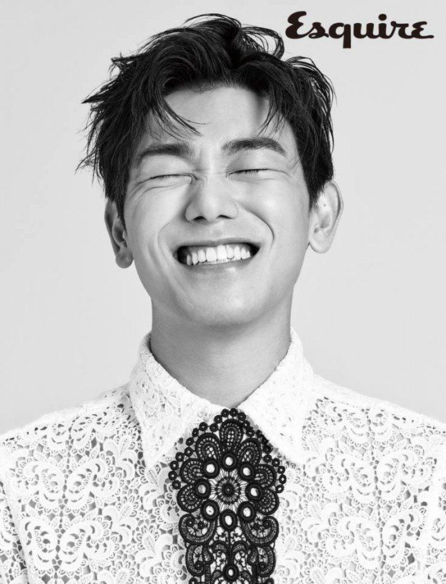 Eric Nam is both dorky and serious for 'Esquire' magazine! | allkpop.com