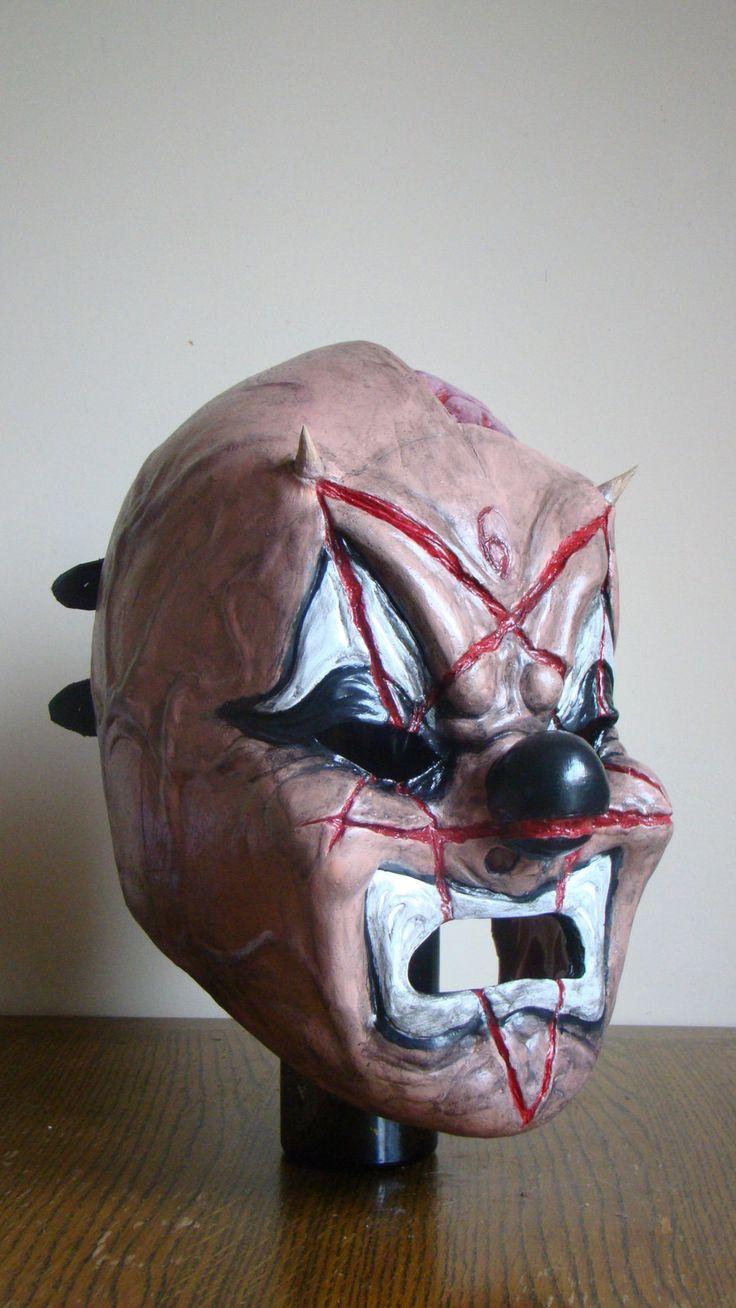Best 25+ Slipknot clown mask ideas on Pinterest   Slipknot ...