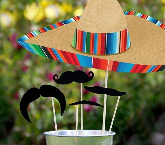 Mexican Themed bachelorette party