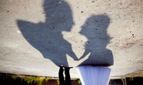 Ideas brillantes para fotos de boda. Foto Bartlomiej Zackiewicz.
