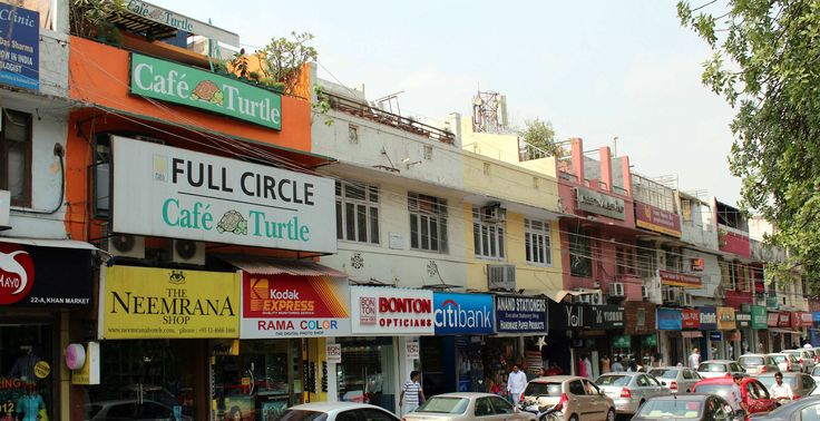 Khan Market Khan Market